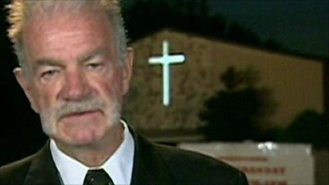 Pastor Terry Jones, Courtesy ABC News