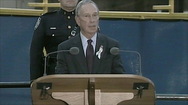 Mayor of New York, Michael Bloomberg