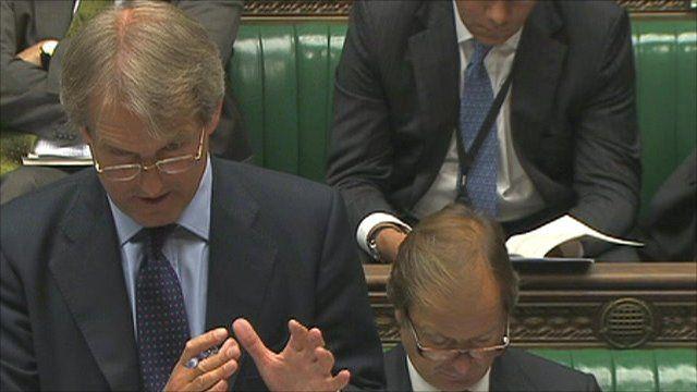 Northern Ireland Secretary Owen Paterson
