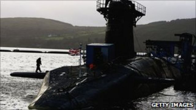 Carwyn Jones: Wales would welcome nuclear submarines