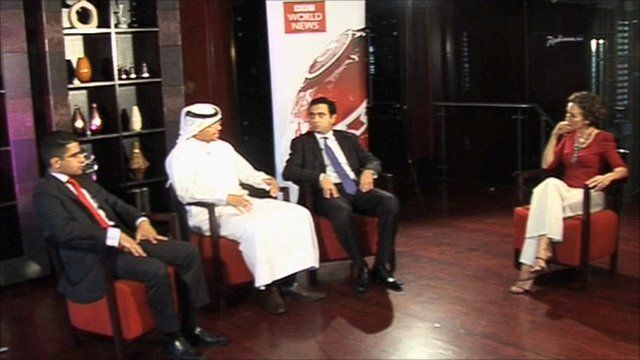 Middle East unemployment panel