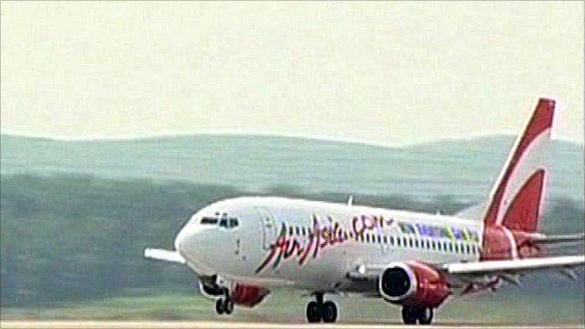 Air Asia jet