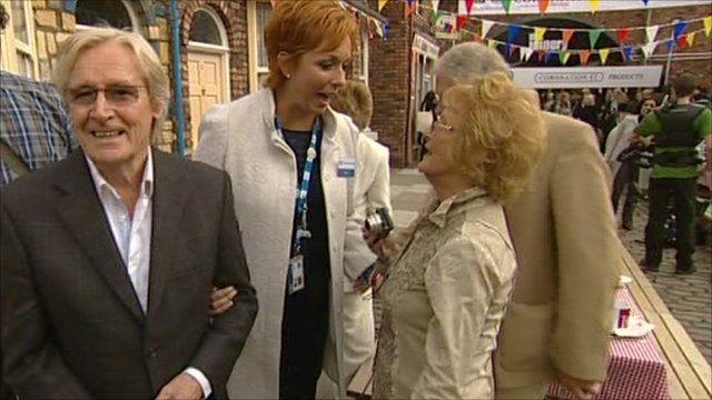 Coronation Street actors