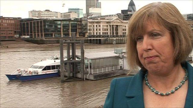 Sheila Nicoll, the FSA's director of conduct policy