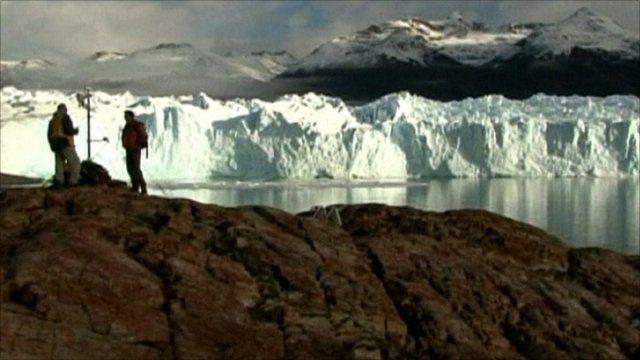 Argentine Glaciers