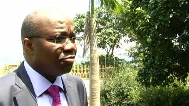 Mutiu Sunmonu , the managing director of Shell in Nigeria