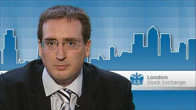 Rob Dobson, senior economist at Markit