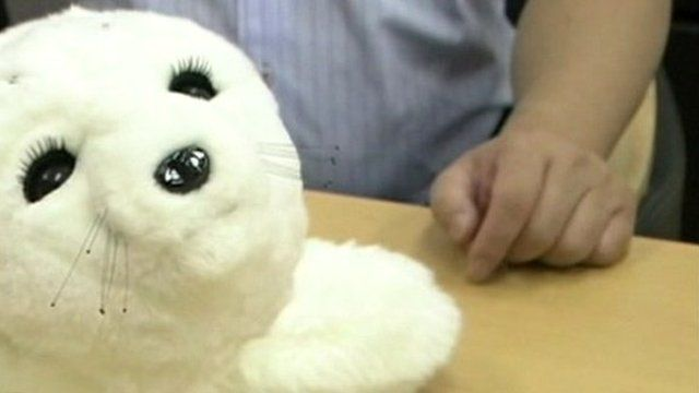 Robotic seal