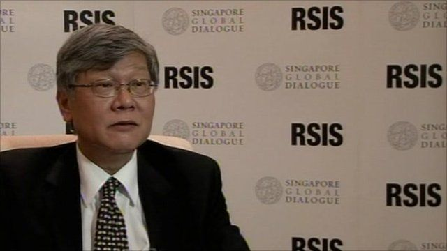 Andrew Sheng, Chief Adviser to the China Banking Regulatory Commission