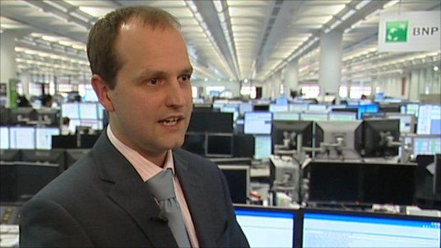 Alan Clarke, UK economist, BNP Paribas