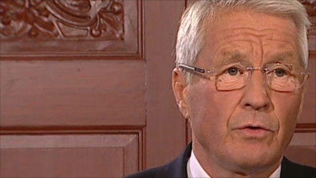 Thorbjoern Jagland, the Norwegian Nobel Committee chairman