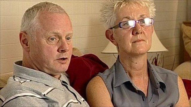 John and June Taylor