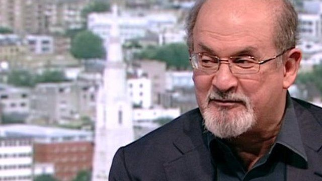 the free radio salman rushdie Salman rushdie's new novel 'golden house' ponders the tragedy of our  read  more: still fighting for free speech: salman rushdie turns 70.