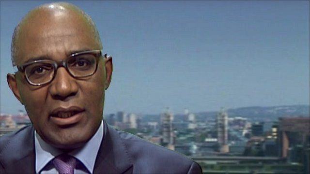 Equality and Human Rights Commission chairman Trevor Phillips