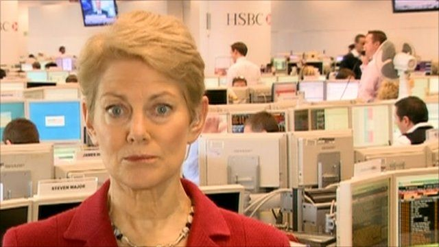 Bronwyn Curtis, head of global research at HSBC