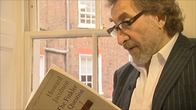 Howard Jacobson reads The Finkler Question