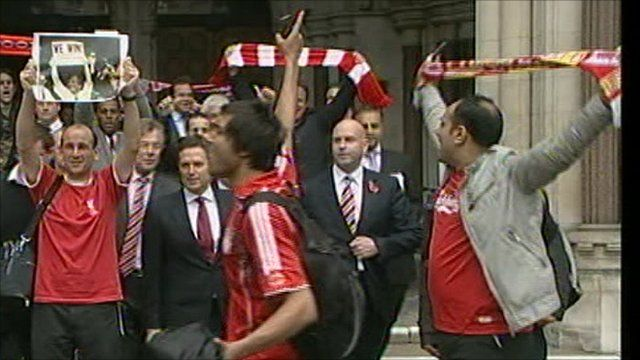 Liverpool fans rejoice at court decision