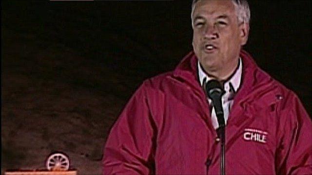 Chilian President Pinera