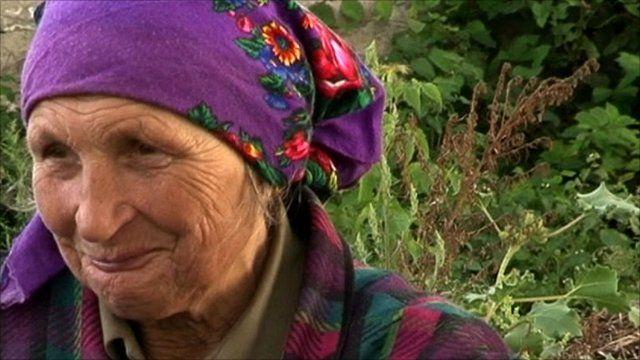 Farmer Maria Petrovich