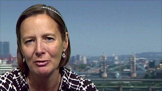 Ann Pope, senior director for goods, Office of Fair Trading