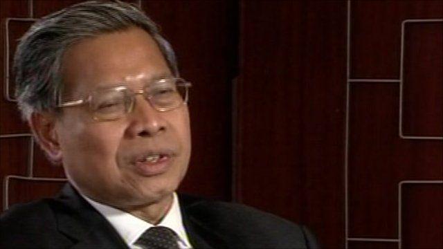Datuk Seri Mustapa Mohamed, Malaysian Trade Minister