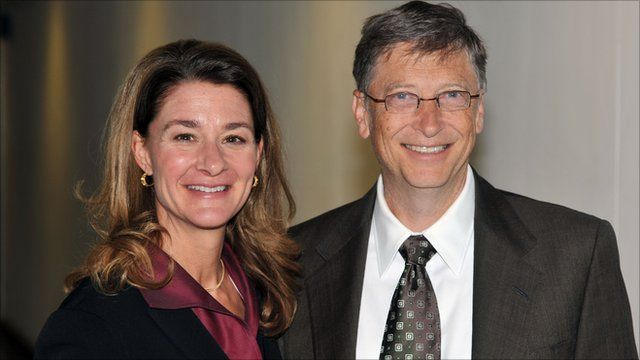Bill And Melinda Gates Give 95 Of Wealth To Charity Bbc