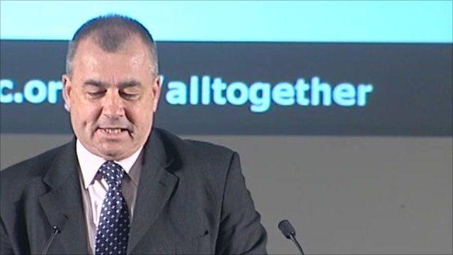 Brendan Barber, General Secretary, TUC