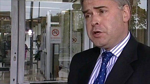 Children's Minister Tim Loughton