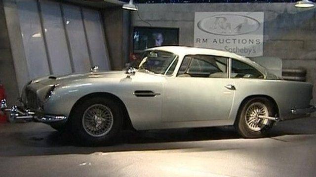 DB5 Aston Martin