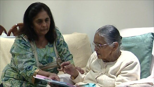 Arvinda Patel and Kantaben Mehta