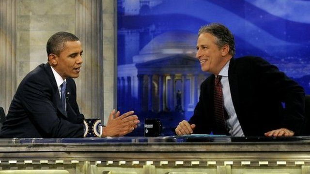The Daily Show with Jon Stewart/Comedy Central