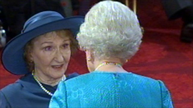 Corrie's Eileen Derbyshire