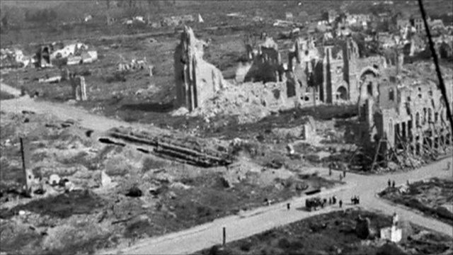 Aftermath Of Wwi Leads To Wwii