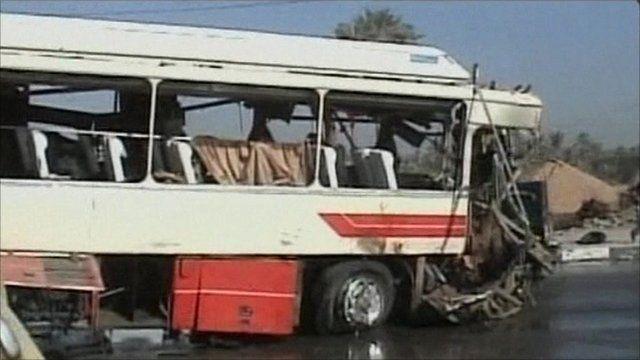 Iraq bomb attack