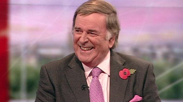 Terry Wogan on BBC Breakfast