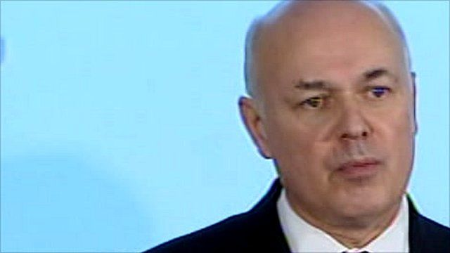 Iain Duncan Smith argues for benefits reform