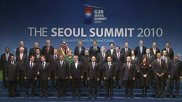 G20 summit leaders