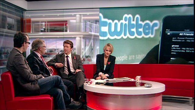 The Twitter debate on BBC Breakfast