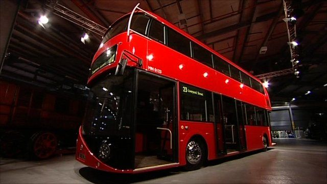 The new routemaster