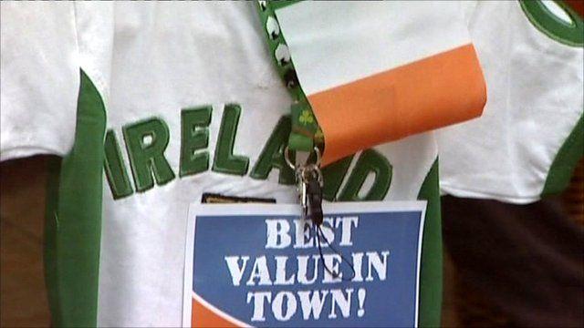 Ireland shirt for sale