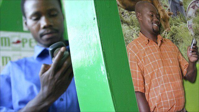 Using M-Pesa