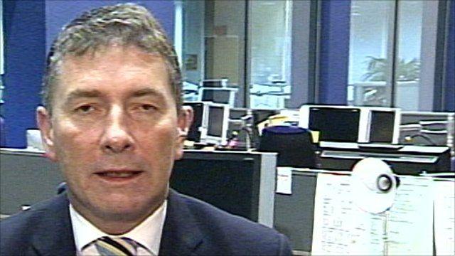 Howard Kew, chief executive of Financial Leeds