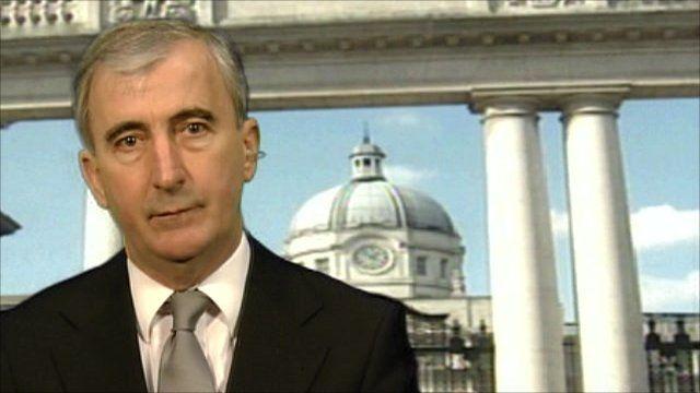Irish MEP Gay Mitchell