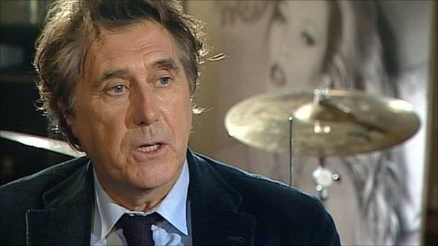 Bryan Ferry on the Andrew Marr Show