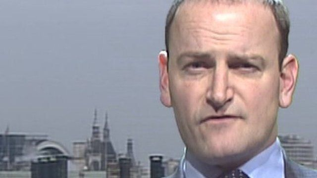 Conservative MP for Clacton, Douglas Carswell