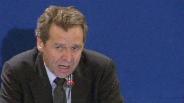 Poul Thomsen, IMF