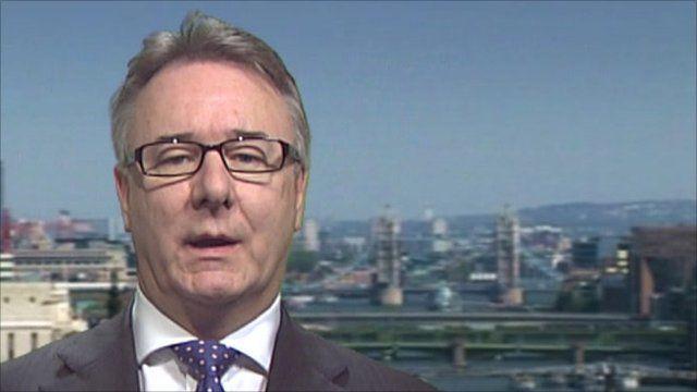 Nigel Tarrington, chief executive of the Paragon group