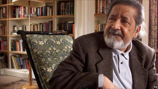 Author VS Naipaul