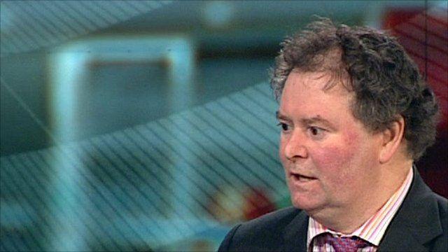 Wikileaks lawyer, Mark Stephens
