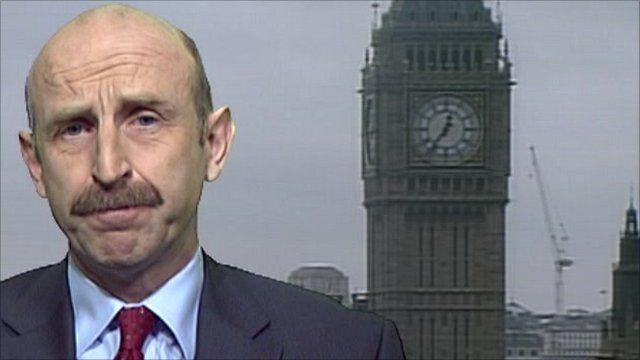 Shadow health secretary John Healey